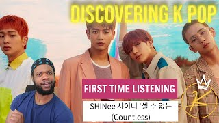 SHINee 샤이니 '셀 수 없는 (Countless) - FIRST TIME LISTENING (R…