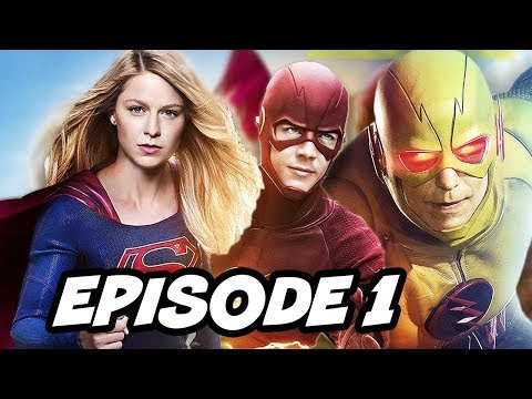 Legends Of Tomorrow Season 2 Episode 1 - Justice Society TOP 10 WTF and Easter Eggs