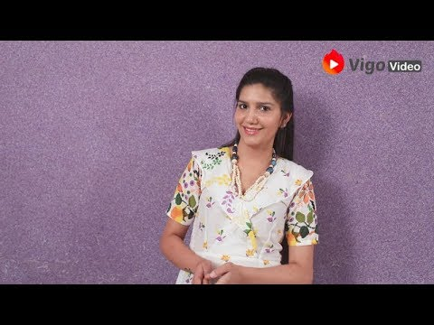 Sapna Chaudhary New Aakhya Ka Kajal Dance Video Challenge | Vigo Video | #SapnaKeThumke challenge