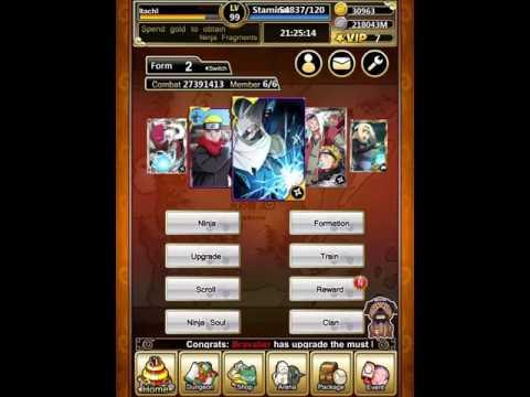 Demon Fox Reborn Naruto And Found A Glitch