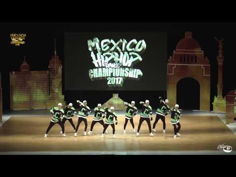 Connection - Chihuahua (1er. Lugar Categoría Adultos) @ HHIMexico2017 Finales