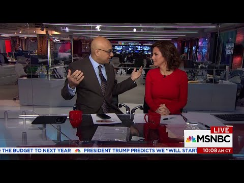 The Ulterior Motives behind Companies Making Investments and Hiking Wages | Velshi & Ruhle | MSNBC