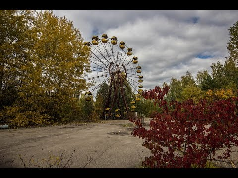 Exploring Chernobyl and Pripyat