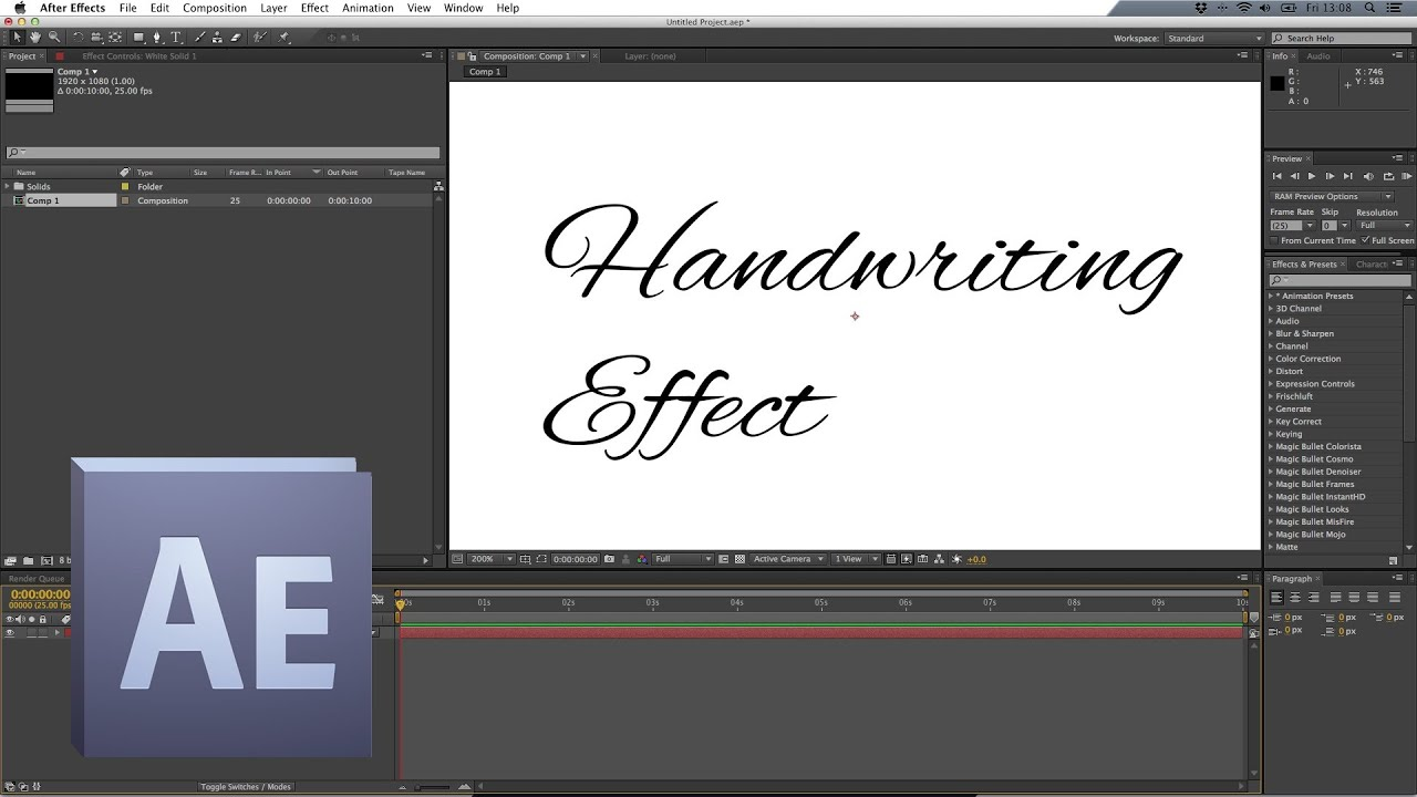 Download Free After effects Templates