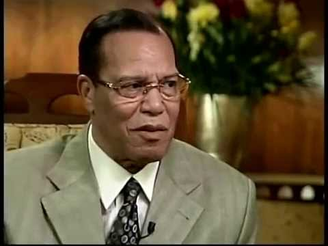 Minister Farrakhan interview with B.E.T.