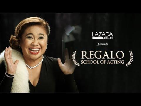 Like Eugene Domingo, shop na sa Lazada Online Revolution Sale!