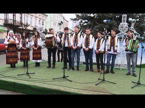 Телеканал НТК: У Коломиї відбувся концерт «Щедрий вечір, добрий вечір»