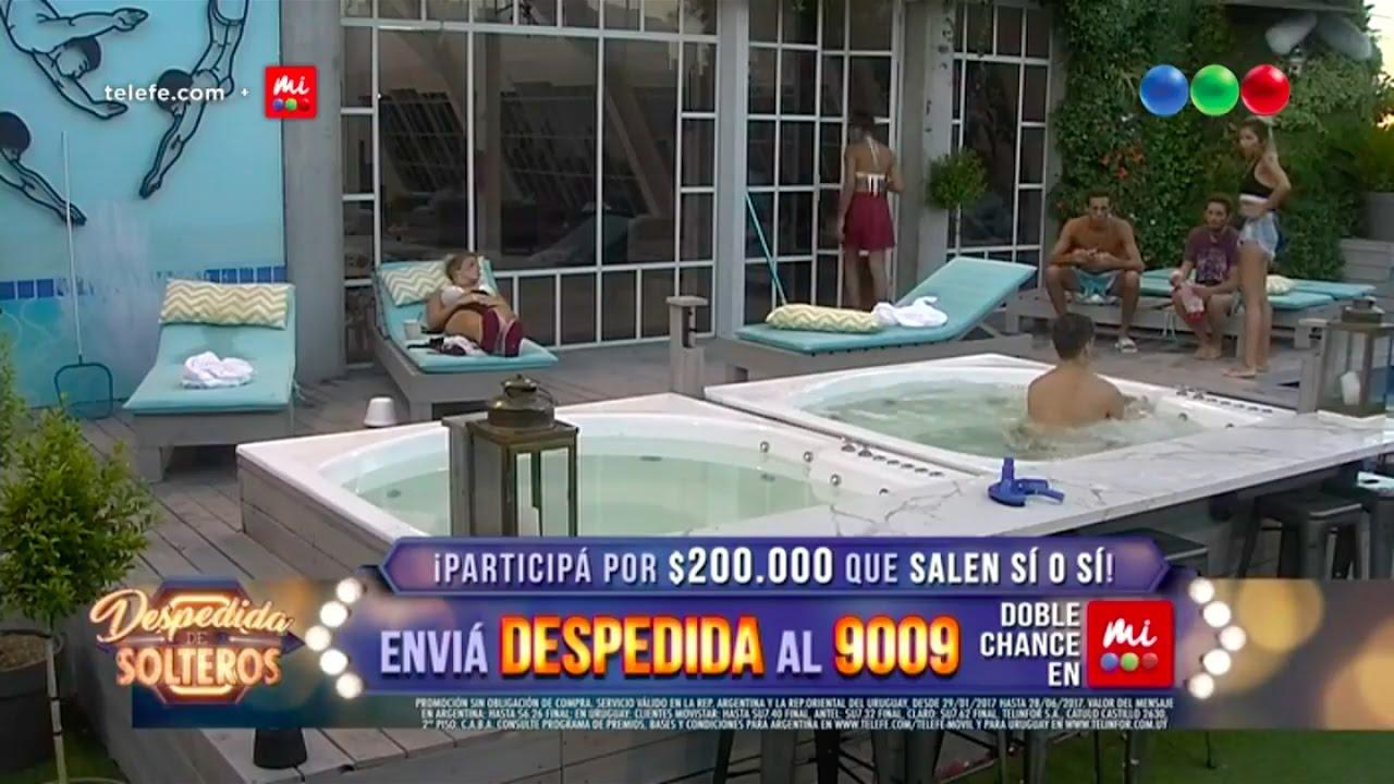 Despedida de Solteros CAMARAS EN VIVO TELEFE