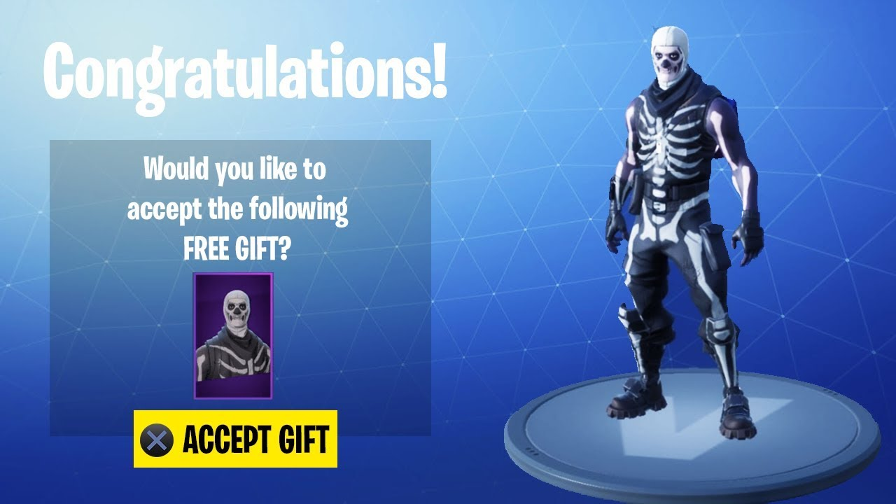 how to use gifting system in fortnite