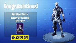 Wie man Geschenke Skins in Fortnite Battle Royale Saison 5 (Fortnite Gifting System)