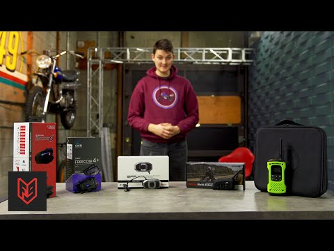 Best Motorcycle Communication Systems – Range Tested
