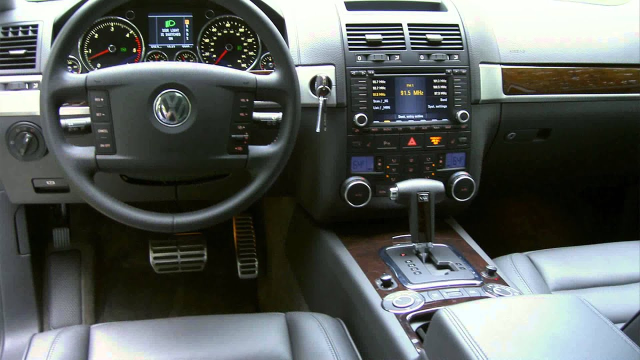 2004 vw touareg youtube. Black Bedroom Furniture Sets. Home Design Ideas