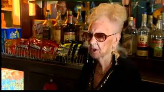97-yr-old bartender ready to party