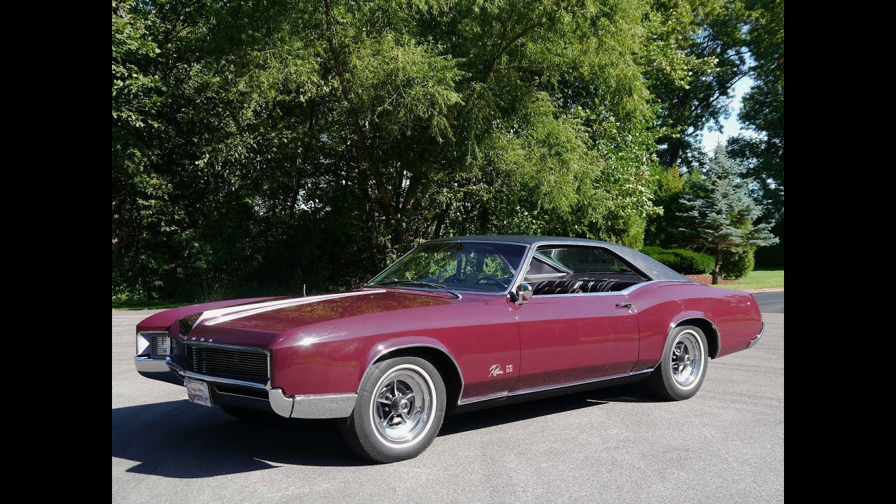 1966 buick riviera gs ***for sale*** - youtube
