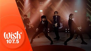 "SB19 performs ""Love Goes"" LIVE on Wish 107.5"