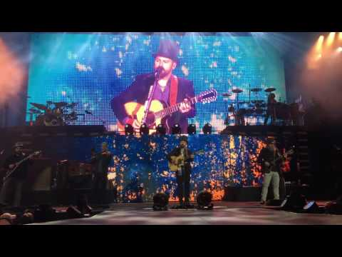 Zac Brown Band Hotel California LIVE