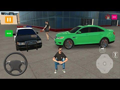 Direksiyonlu Araba Oyunu Simülatörü // Rababa Games (هجولة) - Best Android Gameplay FHD