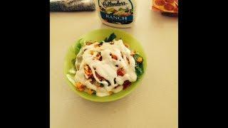 Orange Habanero Pepperoni Salad By James W