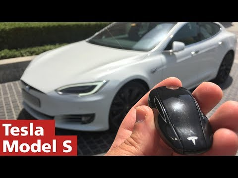 Test Drive Tesla Model S Prices In The Uae Youtube
