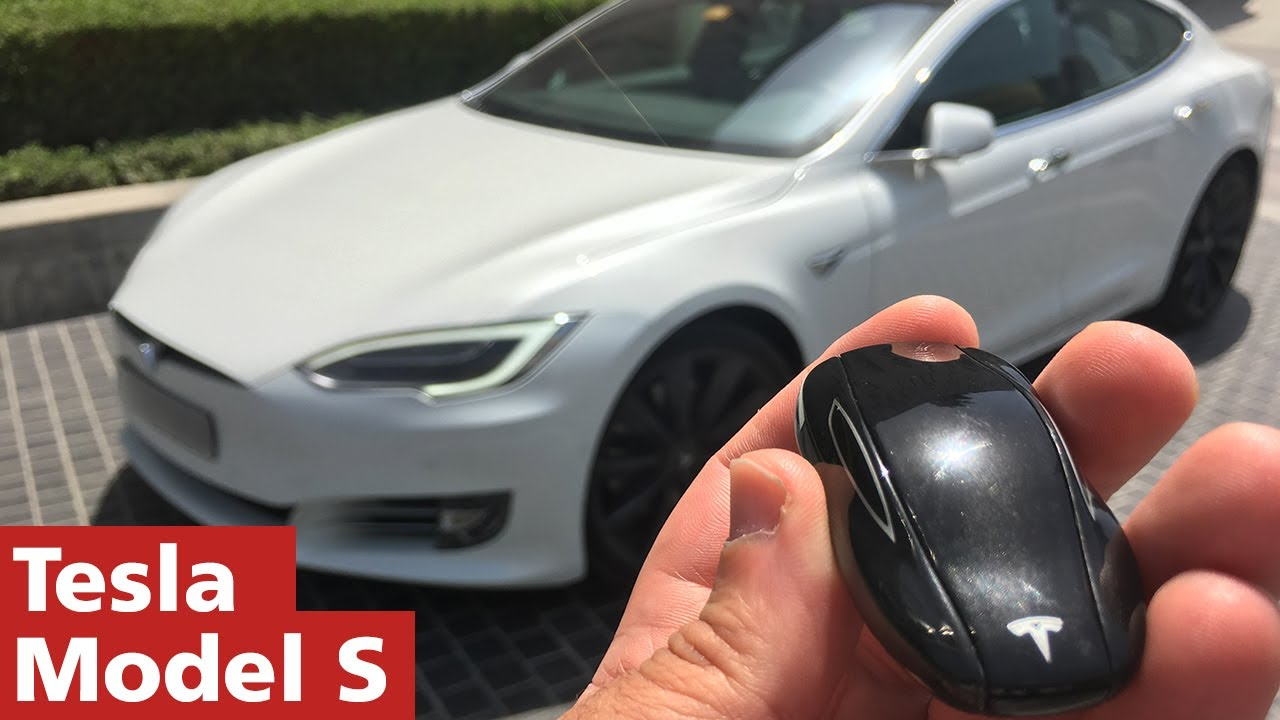 Test Drive - Tesla Model S Prices in the UAE