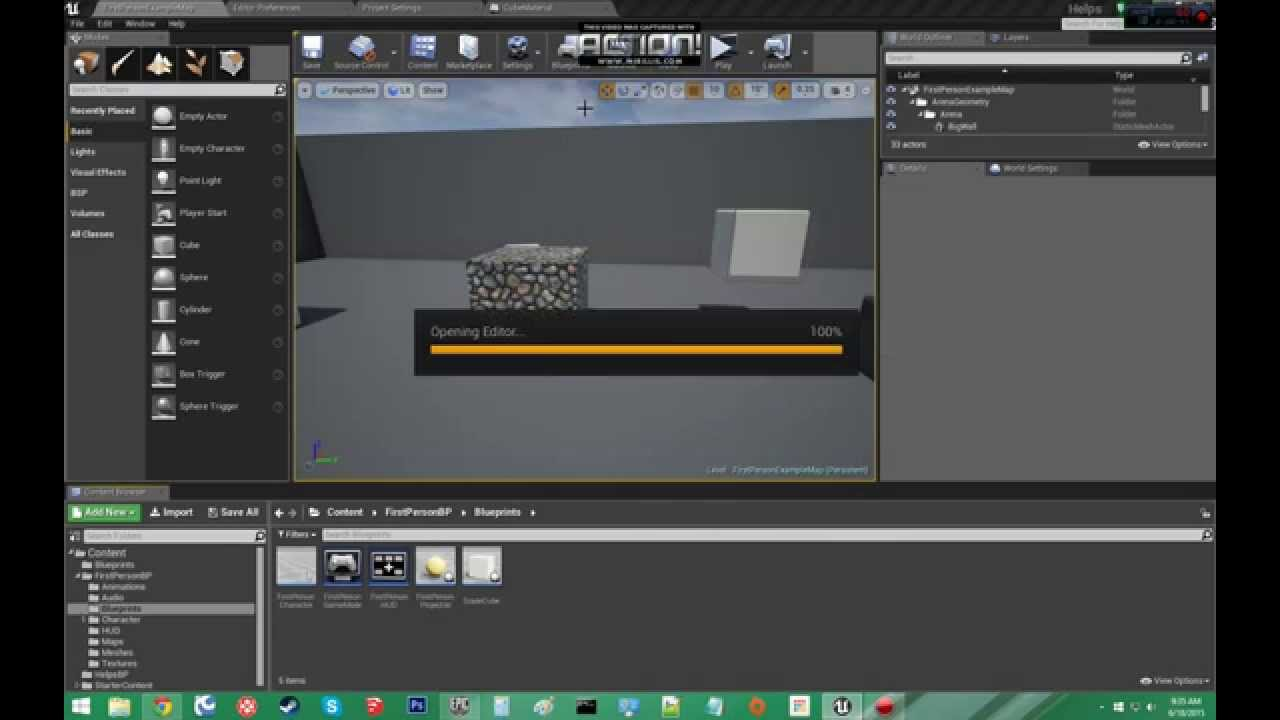 Tutorial Unreal Engine 4 Create a Player Controller
