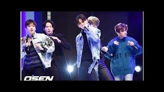 【photo】b.a.p&gugudan「2018平昌冬季五輪」記念k-popコンサートに出演