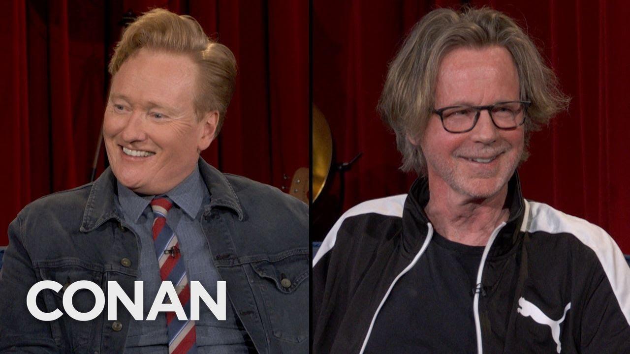 Dana Carvey & Conan Go Way Back To 1988 - CONAN on TBS