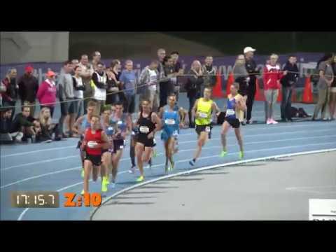 2017 Zatopek: Men 10,000m