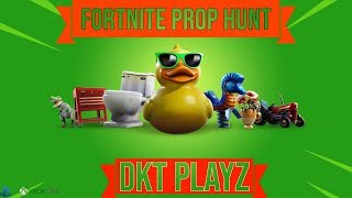 Fortnite Friday Prop Hunt Support me créateur code Tidus-binbotaj