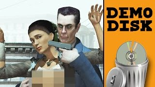 SAD-LIFE 2 - Demo Disk Gameplay