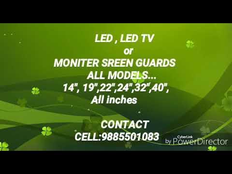 LED Tv Screen Guard