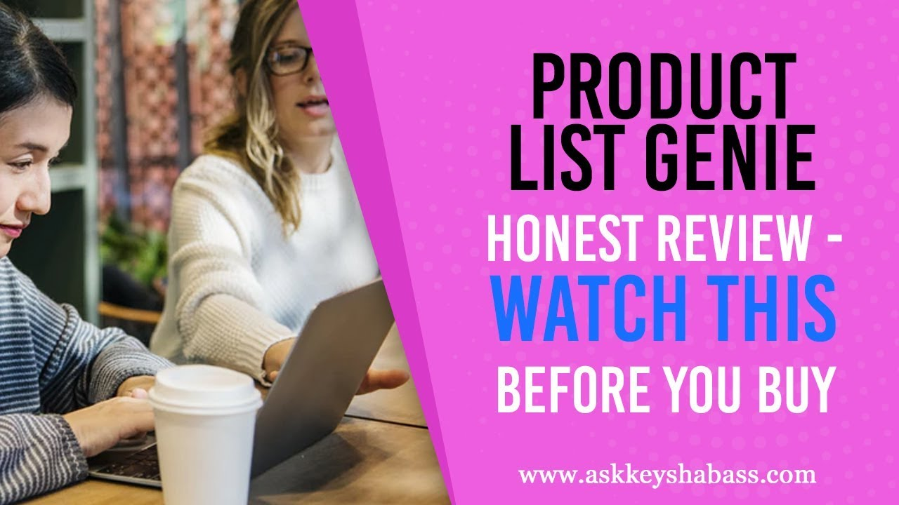 Product List Genie Honest Review - Watch this BEFORE You Buy