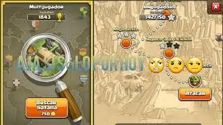 Juego clash of clans después de tanto de no jugarlo