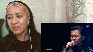KISAH CINTA KITA I Hafiz Suip Best in Vocals AJL 34 I Reaction Video