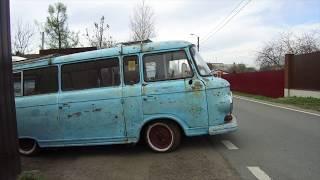 Rat Barkas B1000. Низкий и стильный автобус для фана