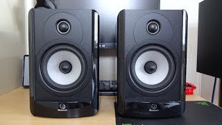 boston Acoustics A25 - Teste - The Man Who Sold The World