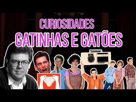 🎥GATINHAS e GATÕES | CURIOSIDADES, JOHN HUGHES, ANOS 80 e VHS