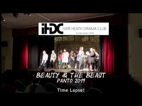IHDC | Beauty & The Beast -Time Lapses of Judgment