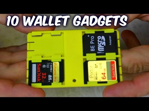 Thumbnail: 10 Wallet Gadgets You Should Know About