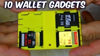 10 Wallet Gadgets You Should Know About