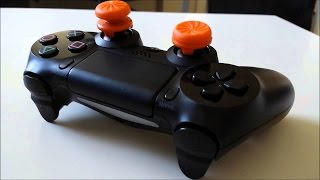 Kontrol Freek vortex and grips PS4 unboxingreview