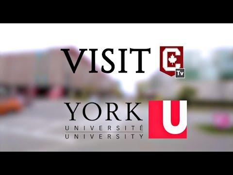York University Campus Tour