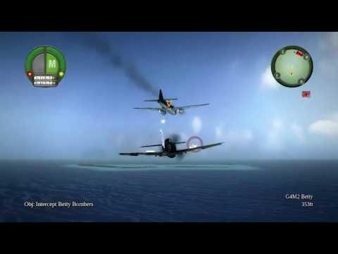 Damage Inc Pacific Squadron WWII - Trailer 360