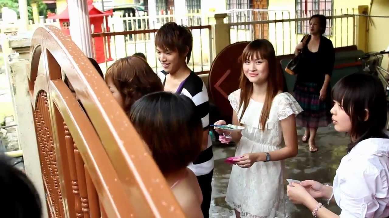 Aaron Amny Usj 16 4 11 Funny Crazy Wedding Chinese Kuala Lumpur Malaysia You