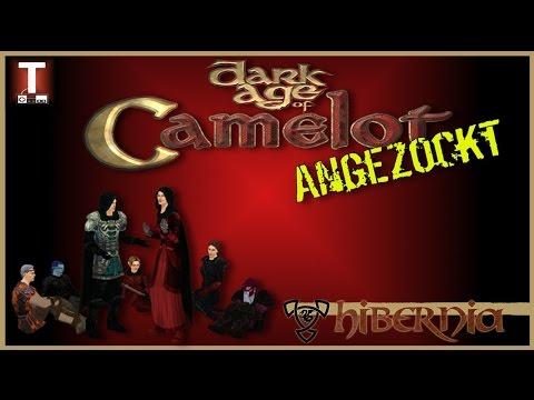 Erste Schritte | Dark Age of Camelot Gameplay German | Angezockt #001 | Deutsch | Uthgard |Tallanor