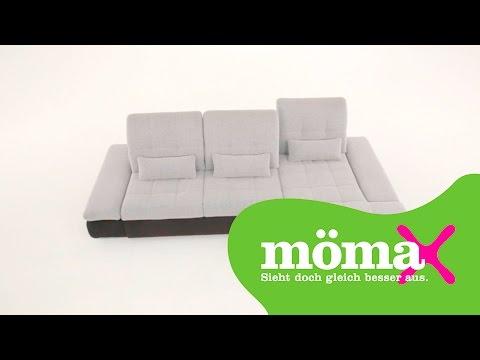 Momax Produktvideo Sofa Sanfino Youtube