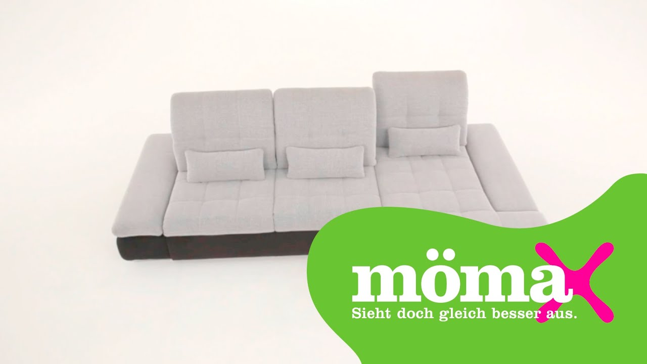 Mömax Produktvideo Sofa Sanfino Youtube