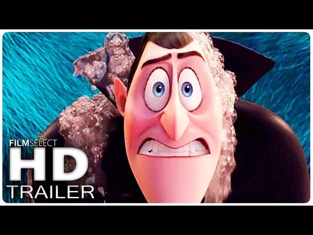 HOTEL TRANSYLVANIA 3 Trailer Español (2018)