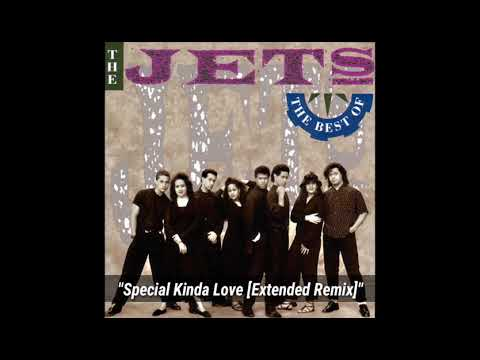 "The Jets ""Special Kinda Love [Extended Remix]"" ~ from the album ""The Best Of"""