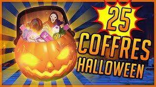 ▶ 25 COFFRES HALLOWEEN ! ◀ | Opening Overwatch